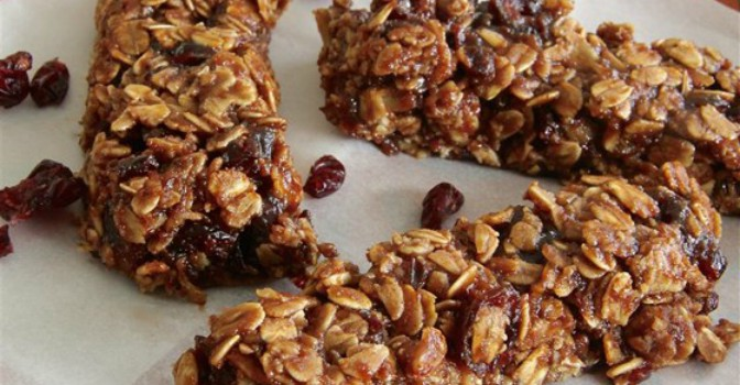 ENERGY BARS ARE HERE TO STAY